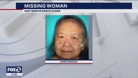 Santa Clara police safely locate missing blind and deaf woman