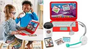 Fisher-Price launches work-from-home toy set for preschoolers that features headset and wooden smartphone