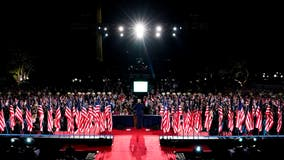 Conventions provide contrast between two parties' approaches