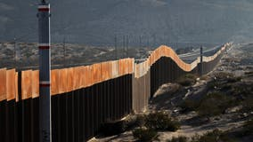 Biden says border wall construction will stop if he's elected president