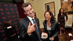 Gov. Newsom says Kamala Harris' VP nomination 'meaningful moment for California'