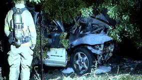 Coroner identifies 3 killed in Walnut Creek crash