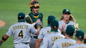 Oakland A's postpone Thursday's game in protest of racial inequality