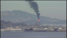 Overnight flaring at Chevron Richmond refinery under investigation