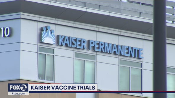 Bay Area Kaiser recruiting participants for COVID-19 vaccine trial