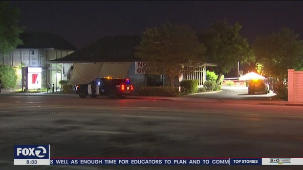 Police investigate triple shooting near San Jose motel