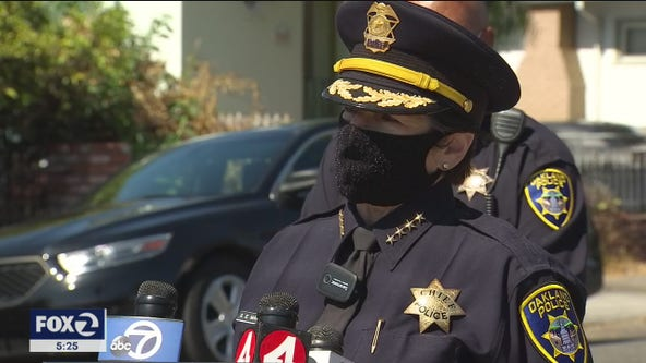 Oakland top cop vows action after deadly weekend