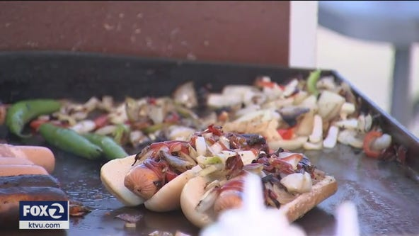 Hot dog vendors cooking up controversy in San Francisco