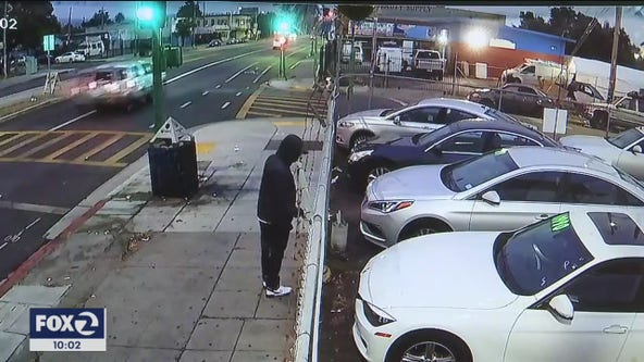 Cars vandalized, but lot owner is angry with Oakland police response