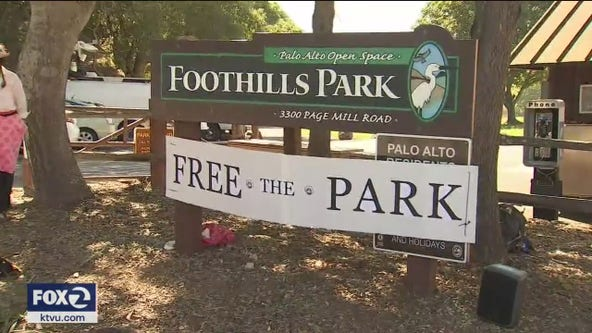 Mayor wants to change Palo Alto law that excludes non-residents from park
