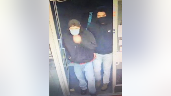 Two suspects wanted in Palo Alto armed robbery of 7-Eleven store