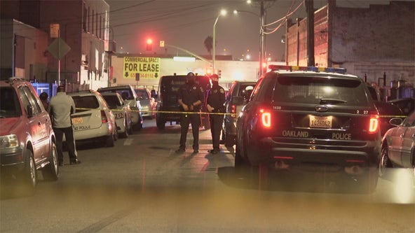 5 people fatally shot in as many days around Oakland