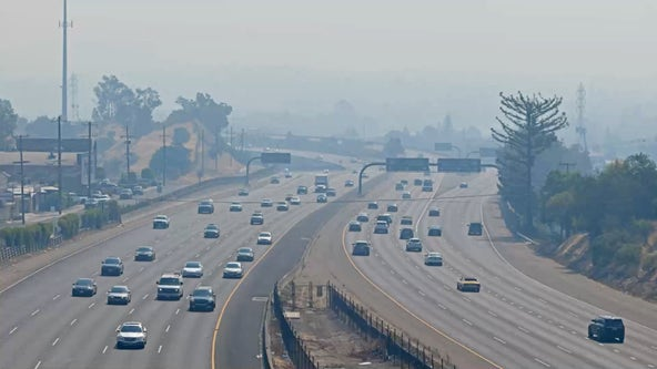 Here's why you may smell smoke around the Bay Area