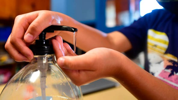 New toxin found in certain hand sanitizers; FDA adds products to its 'do not use' list