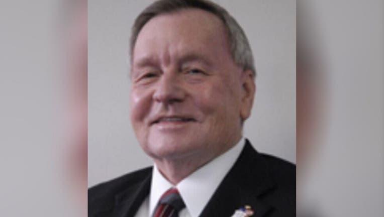 Mayor Barry Presgraves