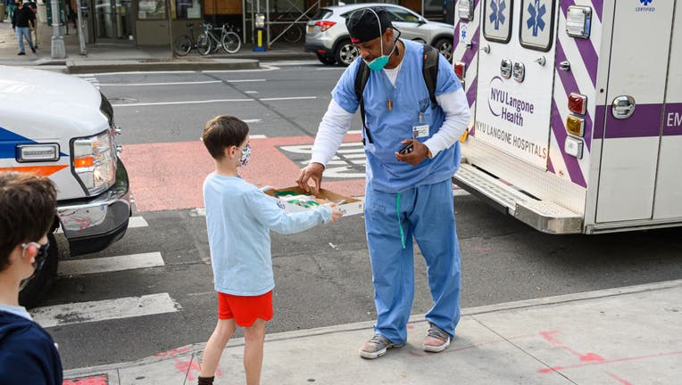 e47ae7b4-Daily Life In New York City Amid Coronavirus Outbreak