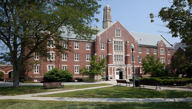 University of Connecticut (UConn) main campus, Storrs, Connecticut