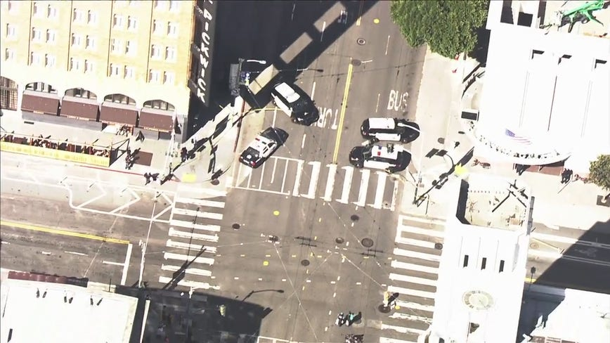 Shooting investigation underway in San Francisco's SoMa District