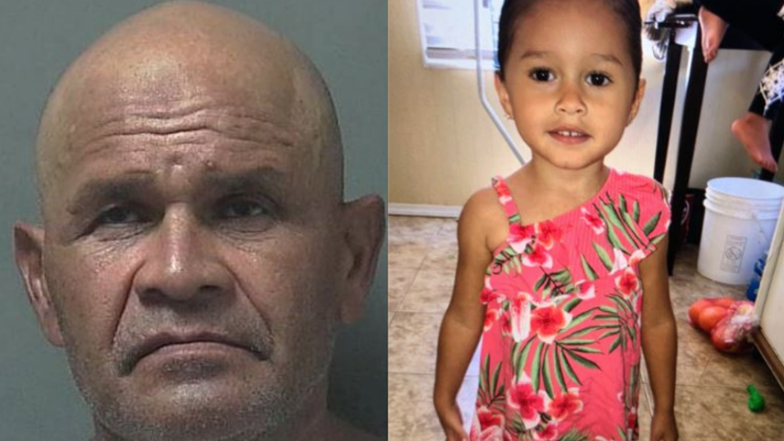 3-year-old girl taken by father in Central California found safe, authorities say