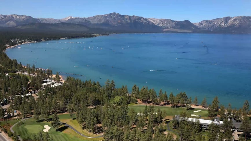 Lake Tahoe residents to protest trash, influx of visitors