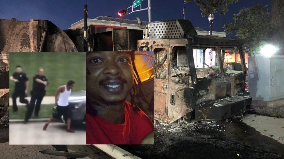 Jacob Blake, officer-involved shooting in Kenosha