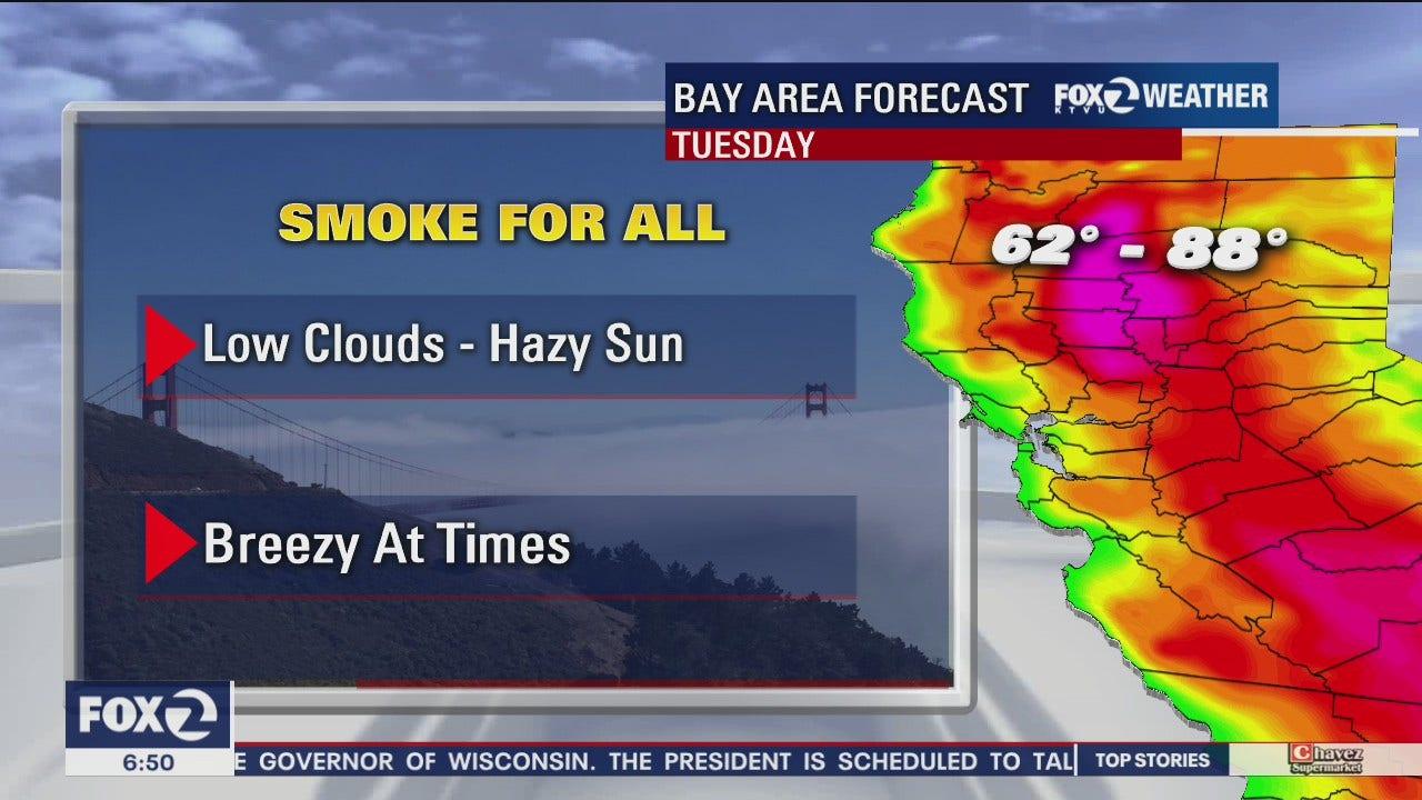 Weather Forecast Smoky Skies For All Of The Bay Area Bay area weather, forecast, maps and doppler … перевести эту страницу. weather forecast smoky skies for all