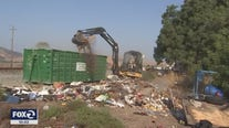 Illegal dumping crackdown in San Jose