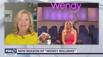 KTVU's Pam Cook talks with Wendy Williams about the upcoming 12th season of Wendy
