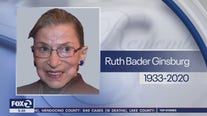 Memorial plans for Justice Ginsburg