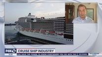Travelzoo Senior Editor Gabe Saglie on Cruise Ship Industry