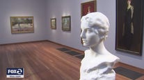 San Francisco's de Young Museum reopens for first time since March