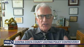 Policy on looting in Contra Costa County under fire