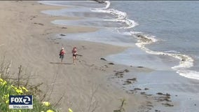 Local officials say avoid heading to coastal beaches this holiday weekend