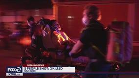 2 killed, 4 wounded near San Jose State University