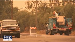 PG&E restoring power from preemptive shutoffs in the North Bay