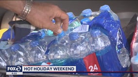 Pastor distributes water to San Jose's homeless amid severe heat wave