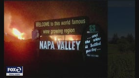 Napa Valley landmarks damaged or destroyed in fire