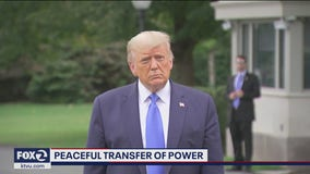 Peaceful transfer of power?