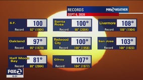 California ISO declares a Stage 2 Emergency, blackouts possible as Bay Area sees record-setting temps