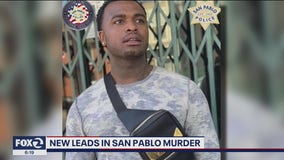 New leads in San Pablo murder