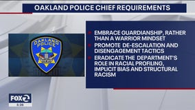 Oakland establishes long list of requirements for its next police chief