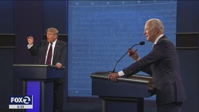 Presidential nominees, Commission assess chaotic first debate