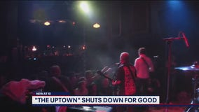 The Uptown shuts down for good