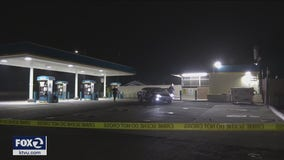 Father of four shot dead at Vallejo gas station