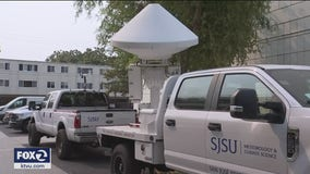 San Jose State opens groundbreaking wildfire research center