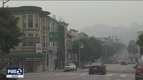 Air quality dramatically worsens in the Bay Area