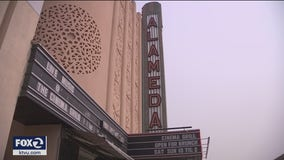Landmark theater on the brink in Alameda