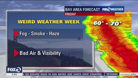 Fog, smoke and bad air