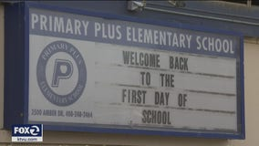 Some South Bay schools with small class sizes reopen