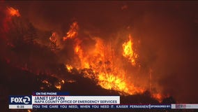 Extreme firefighting, life safety concerns lie ahead, Napa County official says